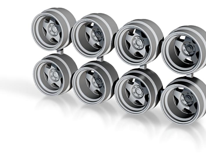 F5 Stealth JL Truck Wheels 8-5 3d printed
