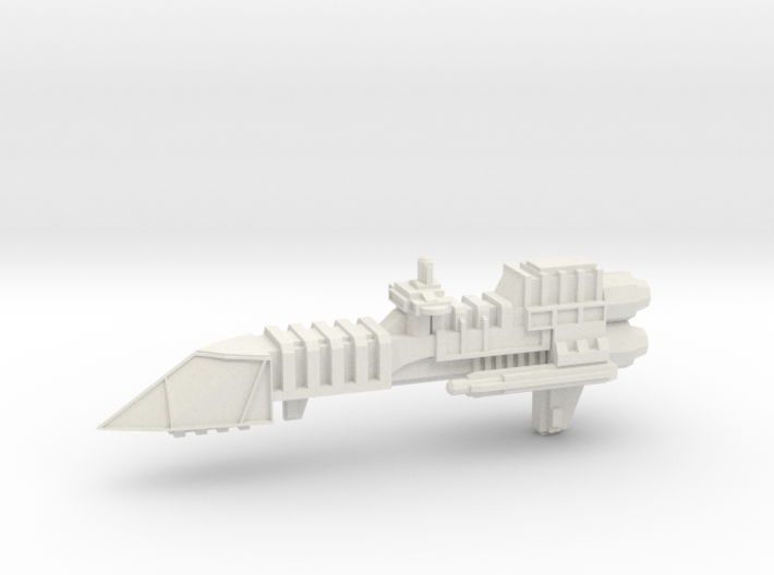 Imperial Frigate - Concept C 3d printed