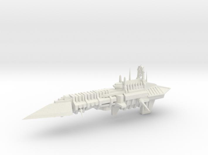 Chaos Renegade Escort Ship - 2 3d printed