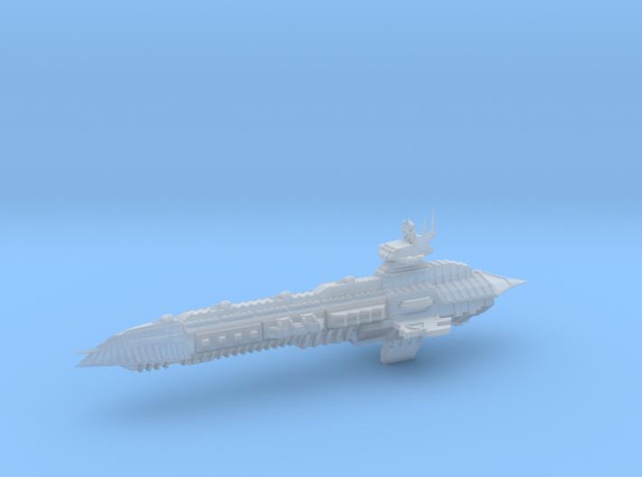 Chaos Capital Cruiser Imperial Renegade - 3 3d printed