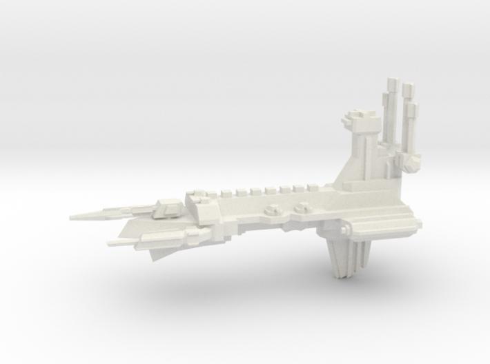 Chaos Escort - Concept D 3d printed