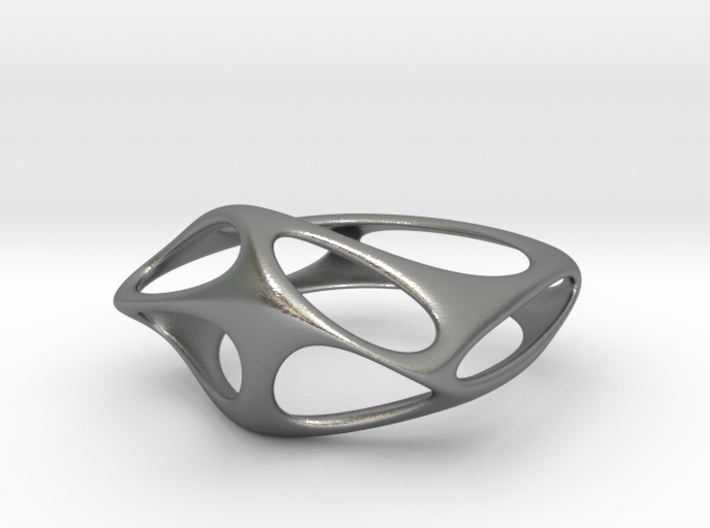 CUBE 04 RING 09 3d printed