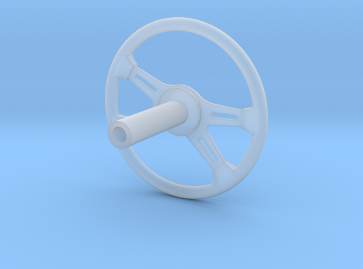 SteeringWheel-C 3d printed