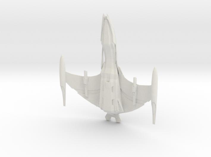 """Romulan VanCor Class WarBird 8.2"""" 3d printed"""