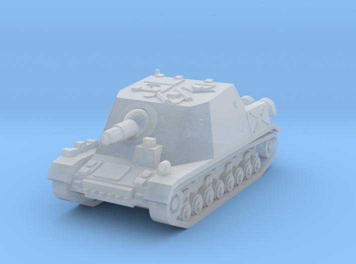 Brummbar Tank 1/144 3d printed