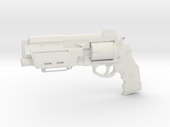 1:3 Miniature Duke Mk 44- Destiny 3d printed