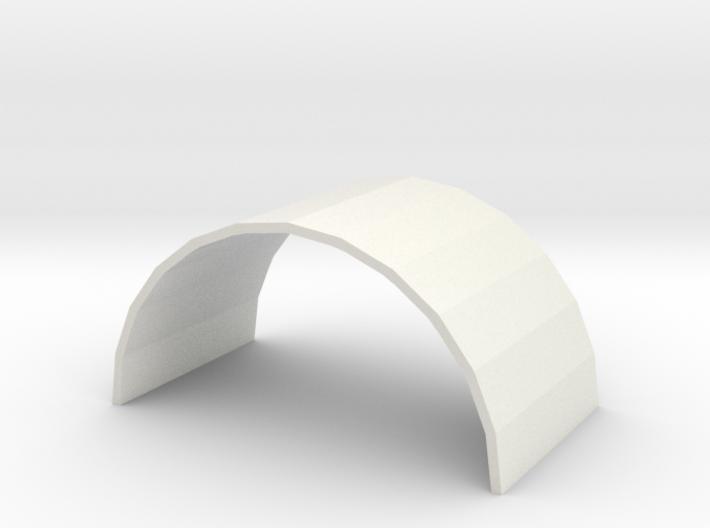 N Atlas Viaduct Inside Arch 3d printed