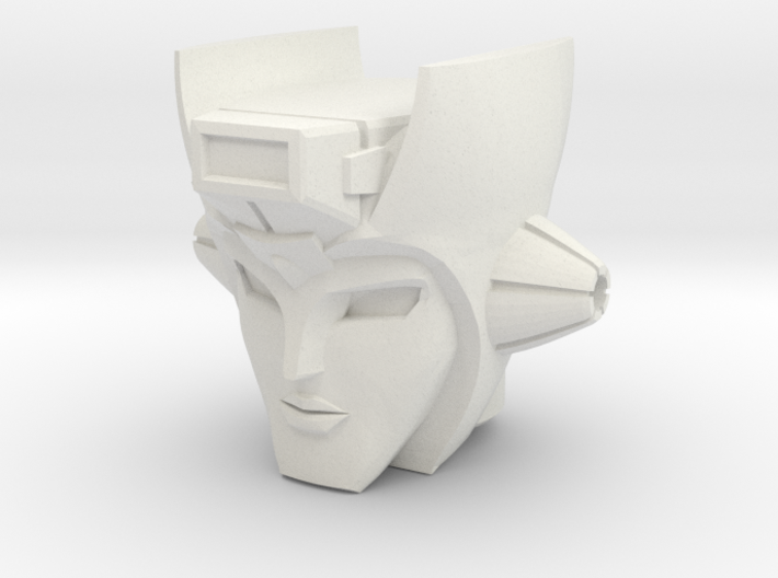 Chromia Head for Warbotron WB03-A Turbo Ejector 3d printed