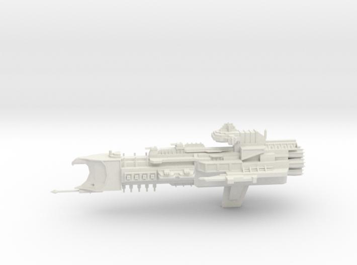 Armageddon Class Cruiser 3d printed