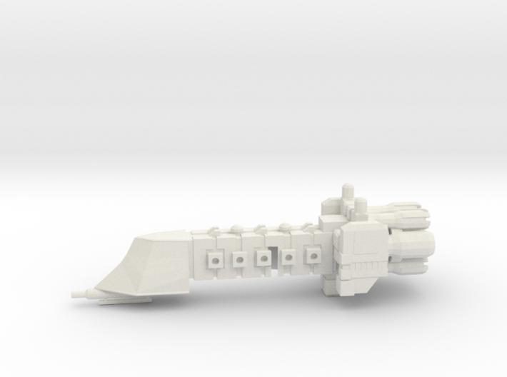 Imperial Legion Escort - Concept 1 3d printed