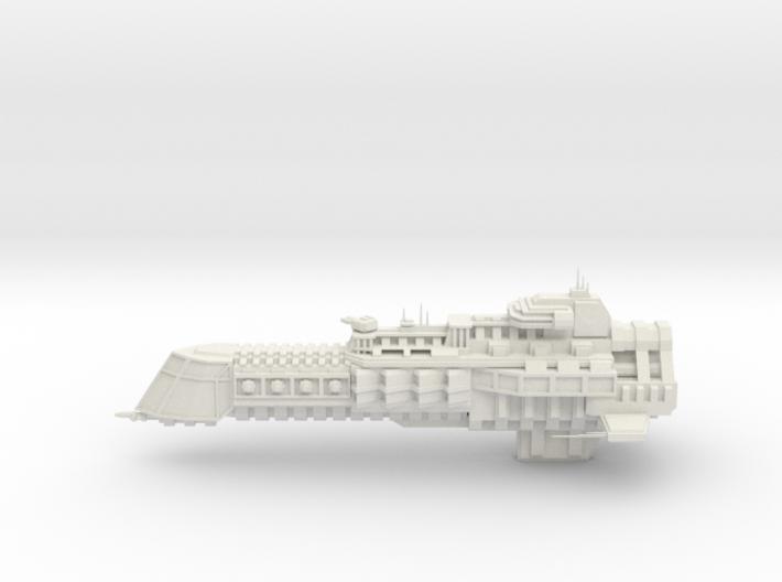 Imperial Legion Cruiser - Concept 4 3d printed