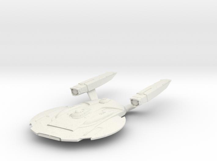 Federation Vander Class A Cruiser 3d printed