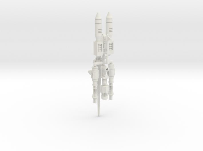 Accessories for POTP Legends 3d printed