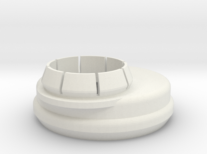 Cadillac washer fluid level indicator part used on 3d printed