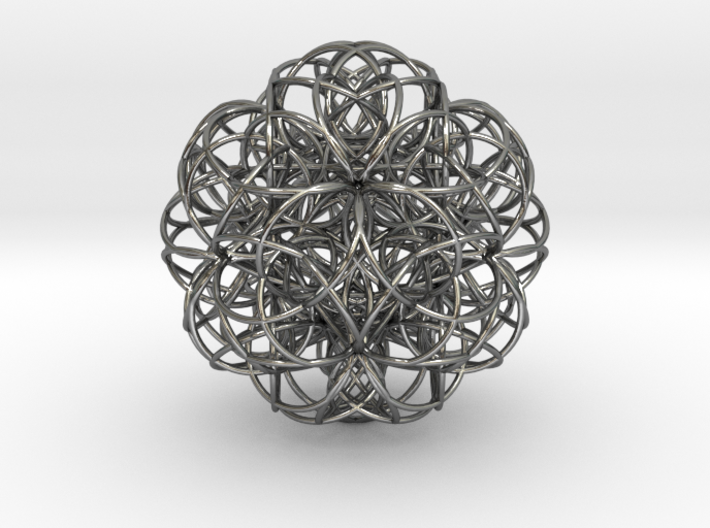 Malek Tous Metal Radiation 3d printed