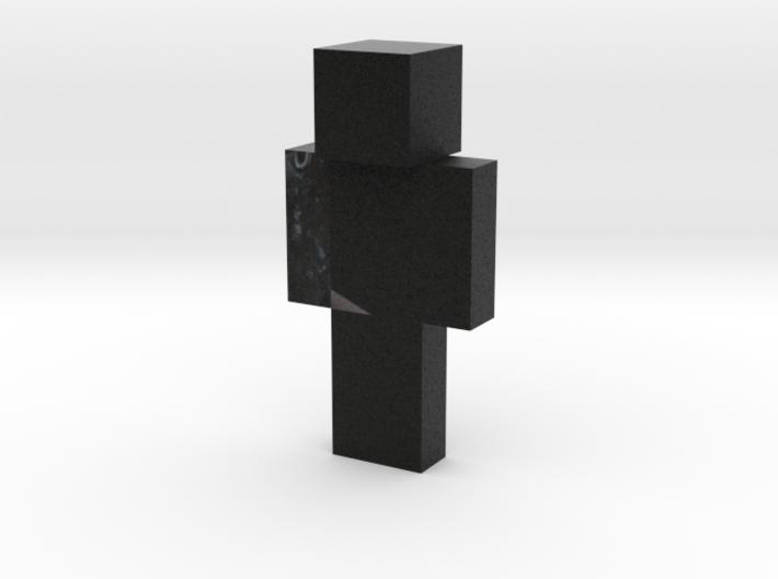 jason part 7   Minecraft toy 3d printed