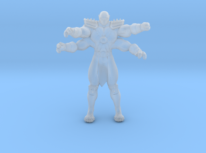 Mortal Kombat Kintaro 1/60 miniature for games rpg 3d printed