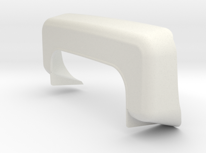 Dually Fender for RC4WD K5 Blazer Body RIGHT 3d printed