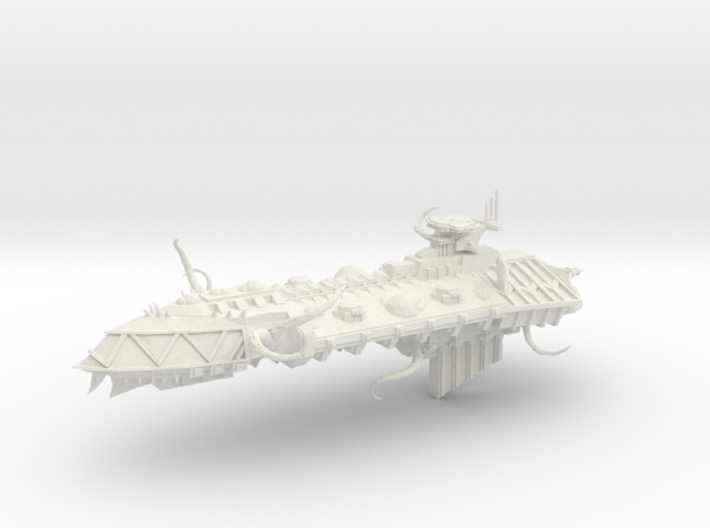 Possessed Chaos Cruiser - Concept 1 3d printed
