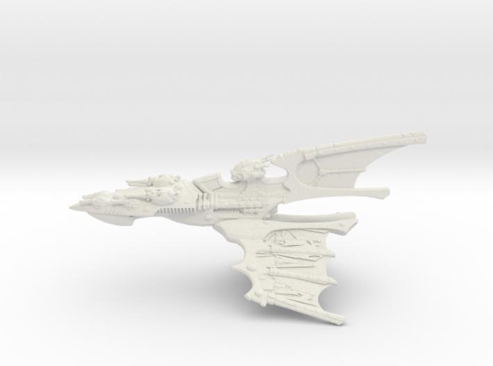 Eldar Capital Ship - Concept 3 3d printed
