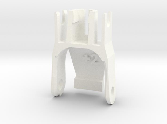 PLAYMO INNER FRAME TORSO PLUS 2mm 3d printed