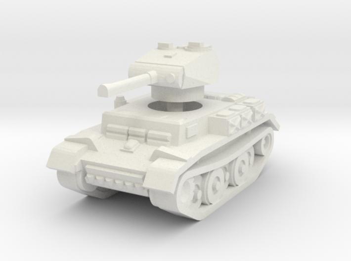 Panzer II Luchs 1/144 3d printed
