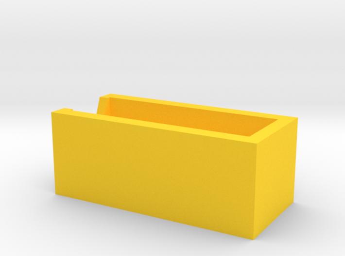 bcu filter fixture plastic 3d printed