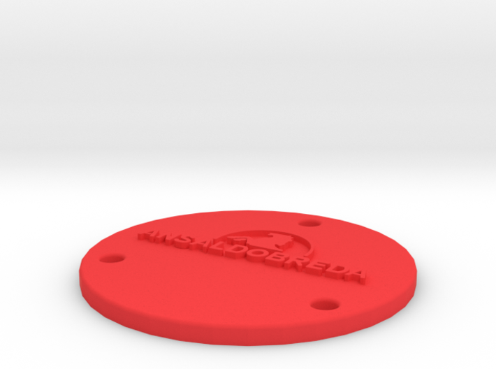 wheel cover fs 3d printed