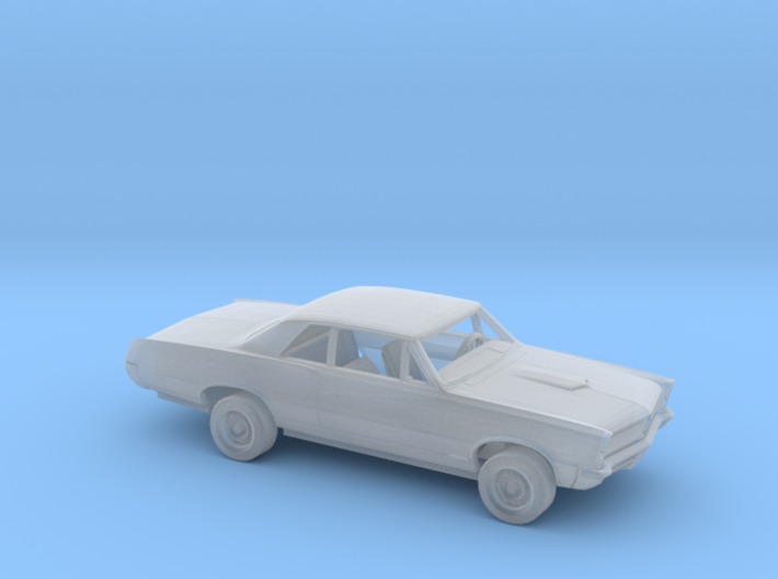 1/160 1965 Pontiac GTO Kit 3d printed