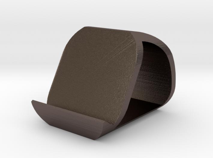 Modern Phone Stand 3d printed
