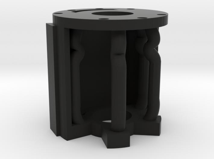 89Sabers Graflex - Crystal Chamber Insert- P2 of 4 3d printed