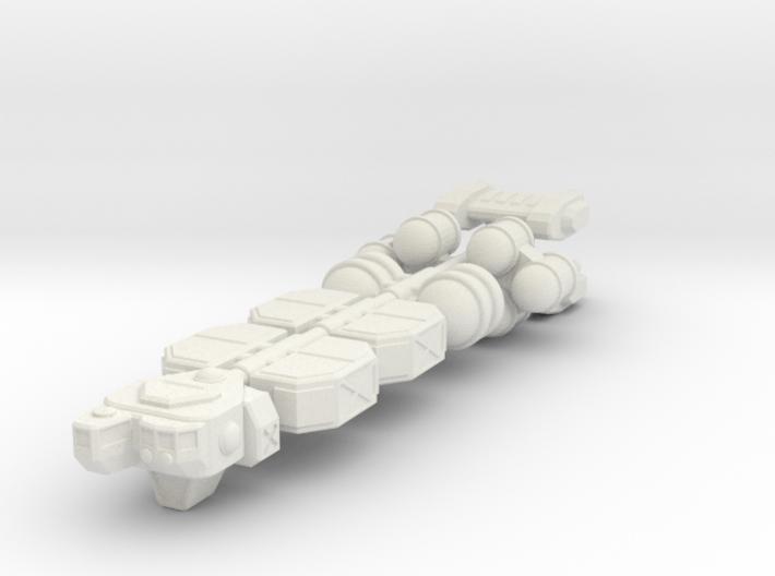 Bulk Freighter 2 3d printed
