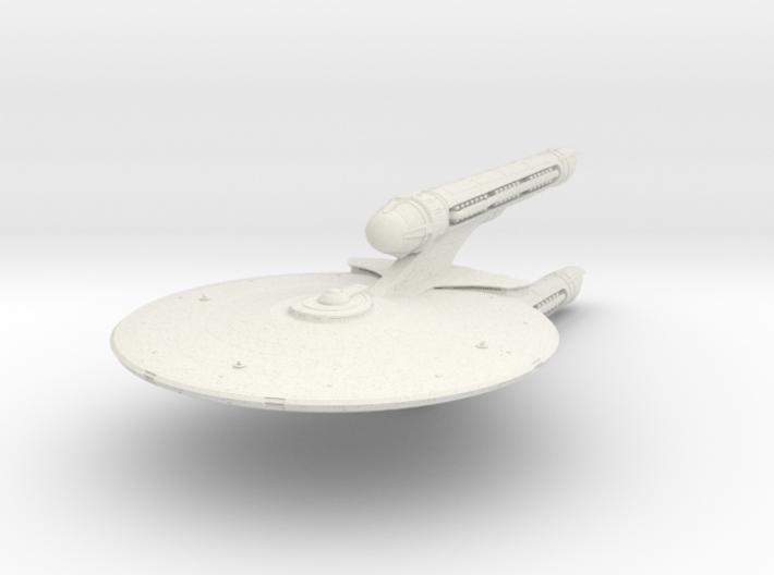 Federation Mason Class II Destroyer 3d printed