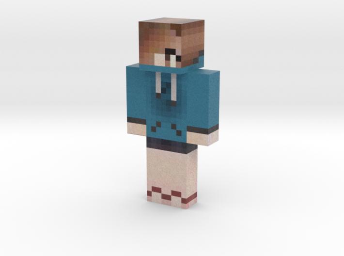 Izzydoesmc123 | Minecraft toy 3d printed