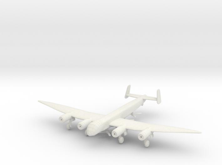 1/200 Junkers Ju-488 V-401 3d printed