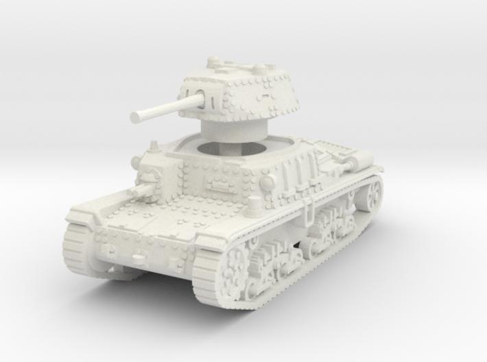 M15 42 Medium Tank 1/56 3d printed