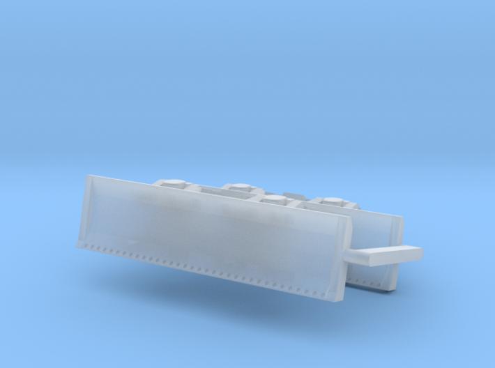 FW12 M9 Dozer Kit (1/100) 3d printed
