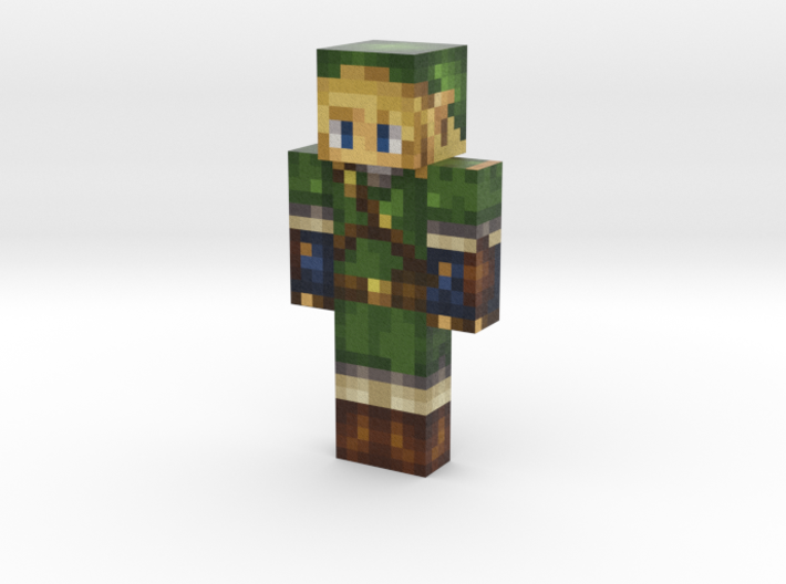lynavere | Minecraft toy 3d printed