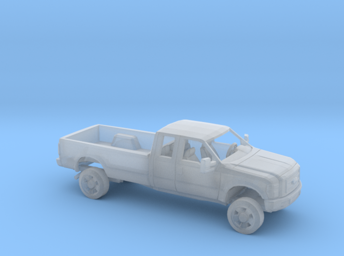 1/160 2007-10 Ford F Series ExtCab Long Bed Kit 3d printed