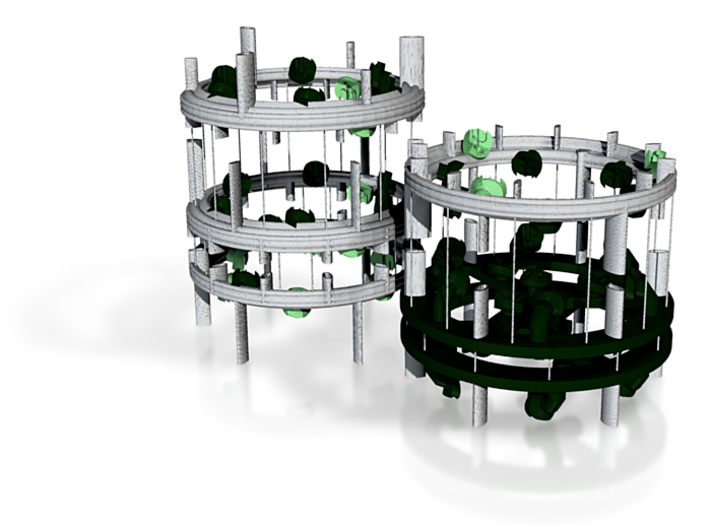 Tetracasing-v3-single 3d printed
