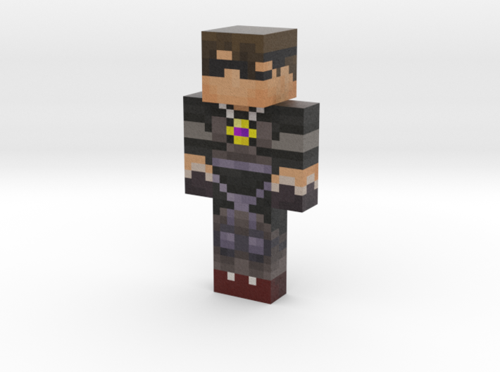 2013_05_22_skin_2013052204360032159 | Minecraft to 3d printed