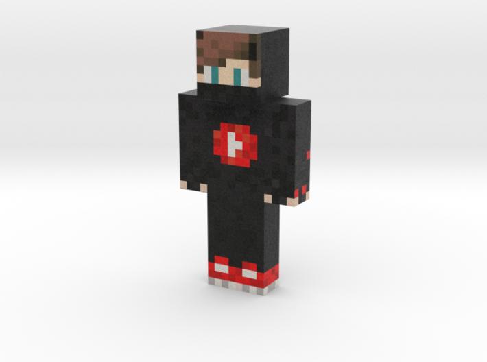 GeMeRedstone | Minecraft toy 3d printed