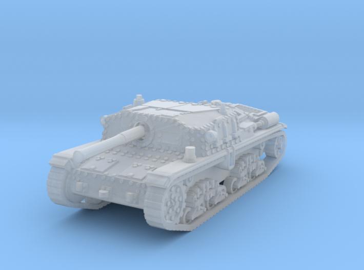 Semovente M42 75/34 1/144 3d printed