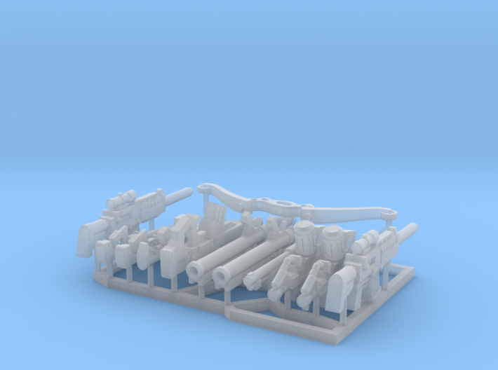 28mm Infinity Small Arms Print #2 3d printed
