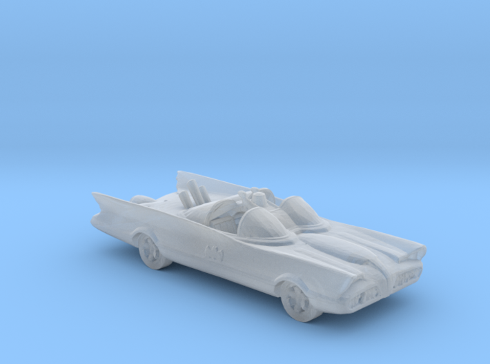 1966 Batmobile 160 scale 3d printed
