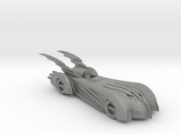 1997 Batmobile 160 scale 3d printed