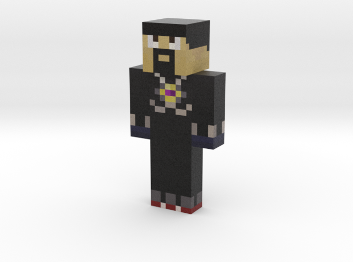 AntVenom | Minecraft toy 3d printed