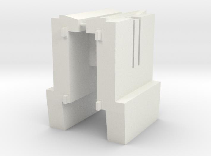 POTP Predaking Extenders 3d printed