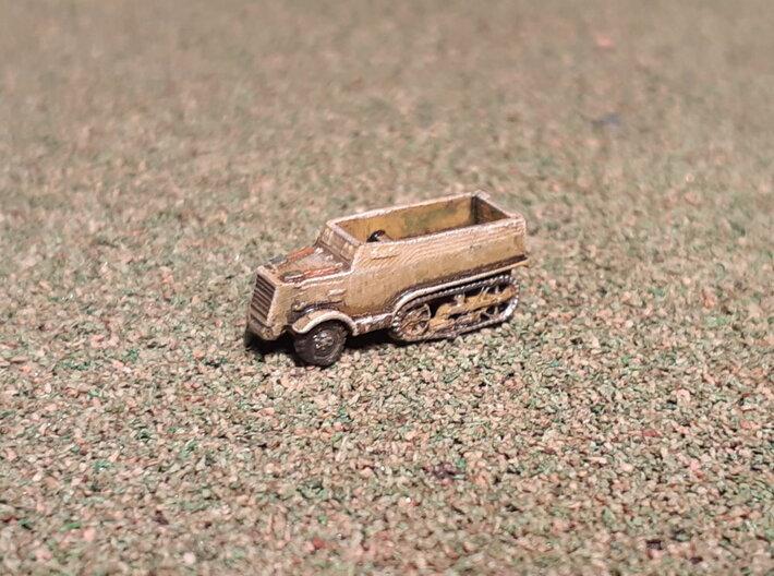 Unic P107 U 304(f) Halftrack (1. Series) 1/285 3d printed