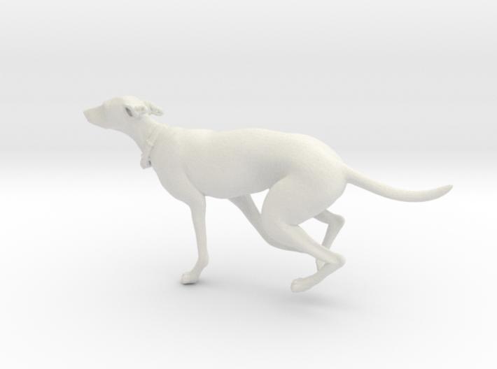 Printle Thing Greyhound - 1/24 3d printed